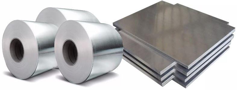 sheets plates coils manufacturer supplier