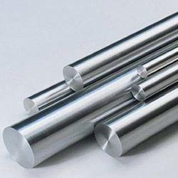 Silver Steel Round Bars Exporter