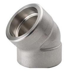 socket weld 45 deg elbow manufacturer
